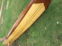 Balsa Redwood Surfboard Plank