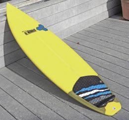 6' Channel Islands Fred Rubble epoxy board