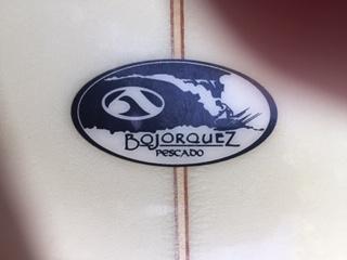 logo of Scott Anderson's Bojorquez models