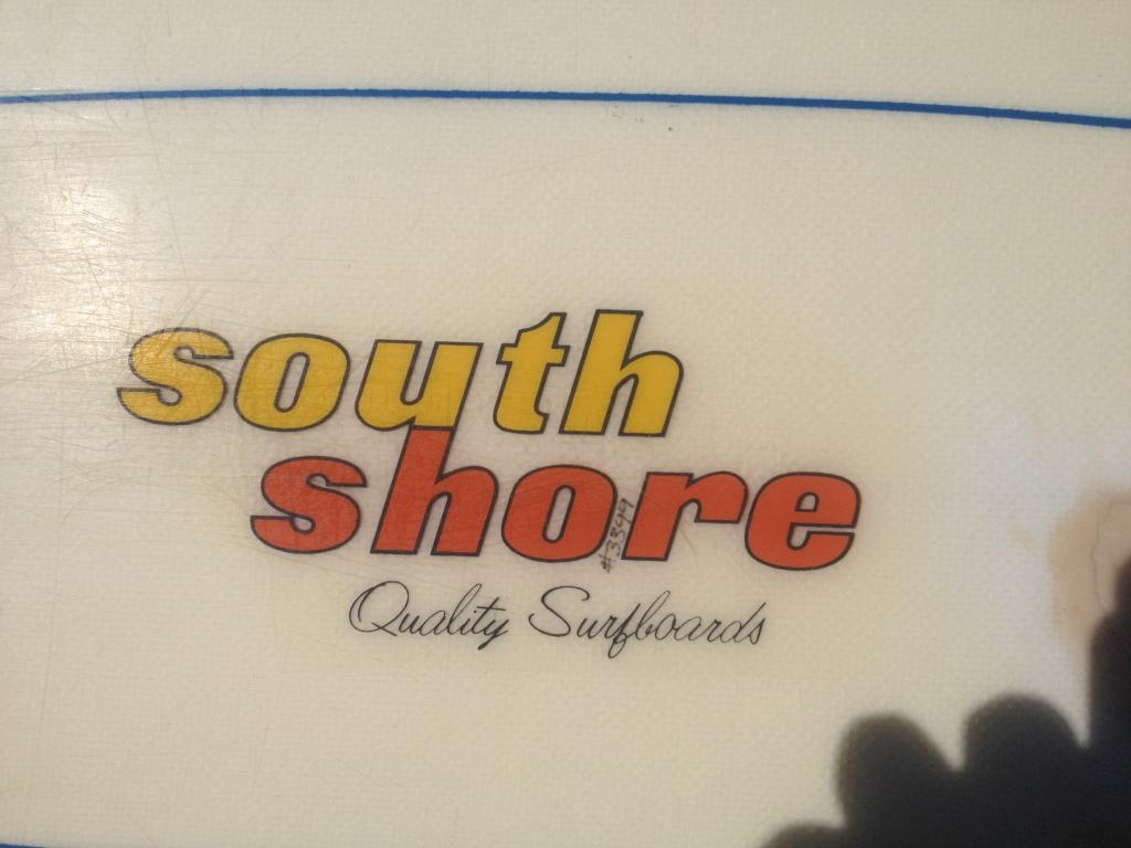 OG 1970's South Shore Laminate