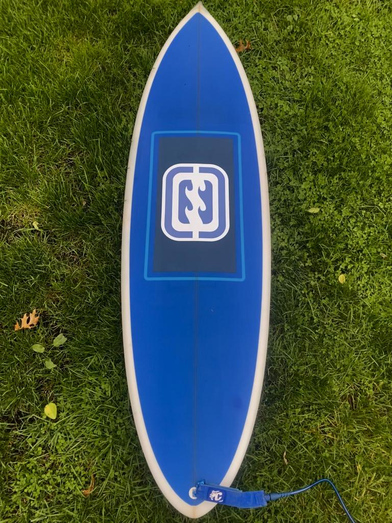 Bunger groveler great all around board from 2'-2'overhead-all levels