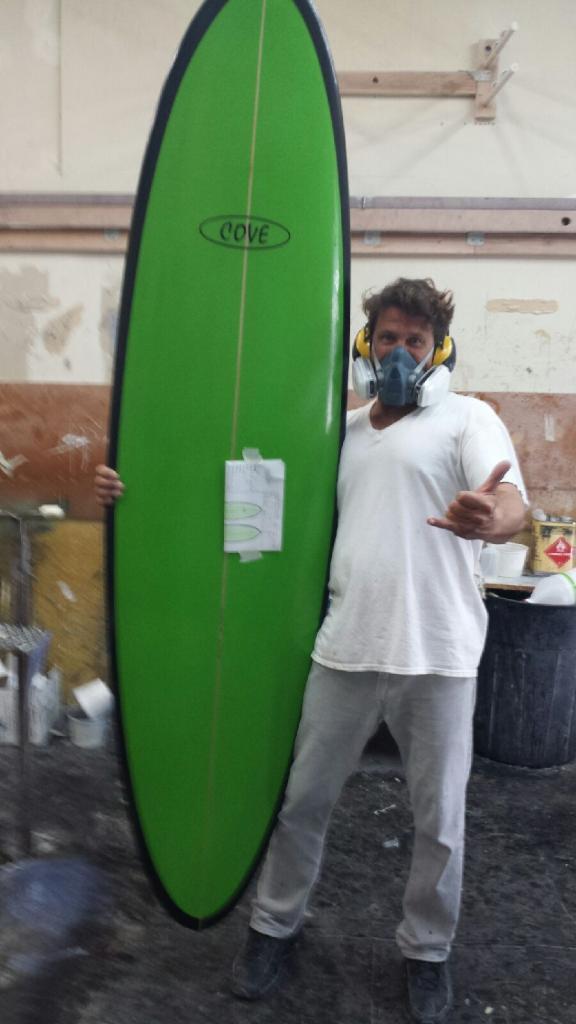 """7'6"""" Fun board"""