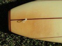 tail block - 3 redwood stringers