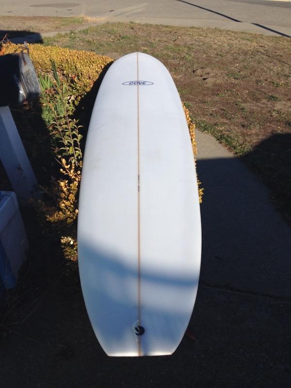 """8'0"""" Fun board"""